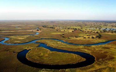 Jao, Okavango Delta