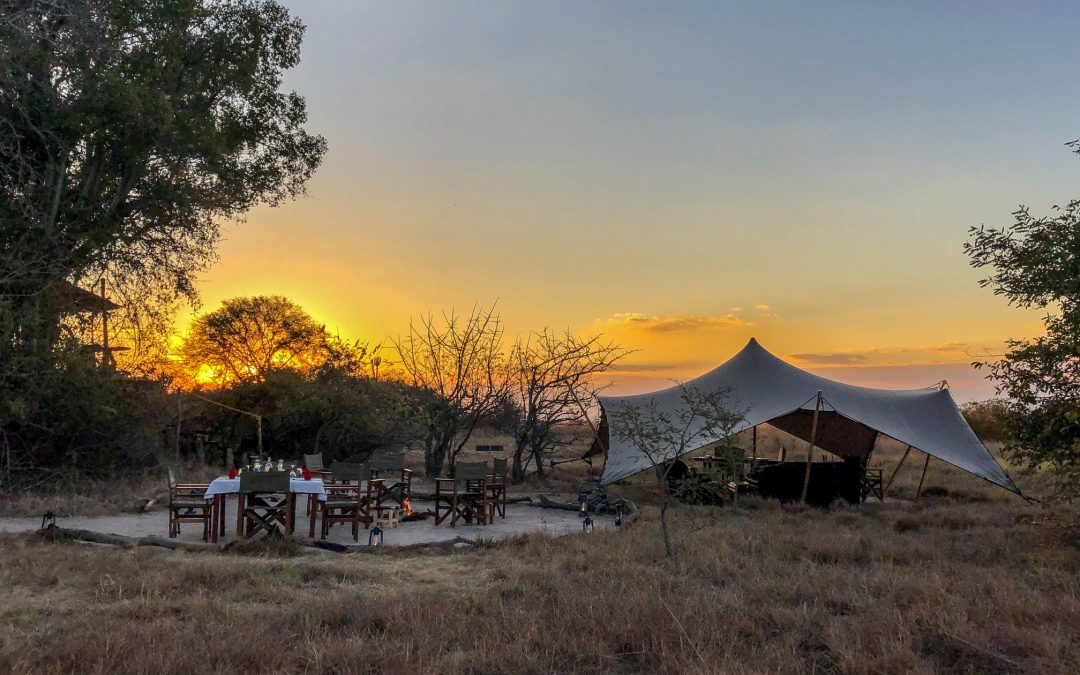 Ntemwa Busanga Camp