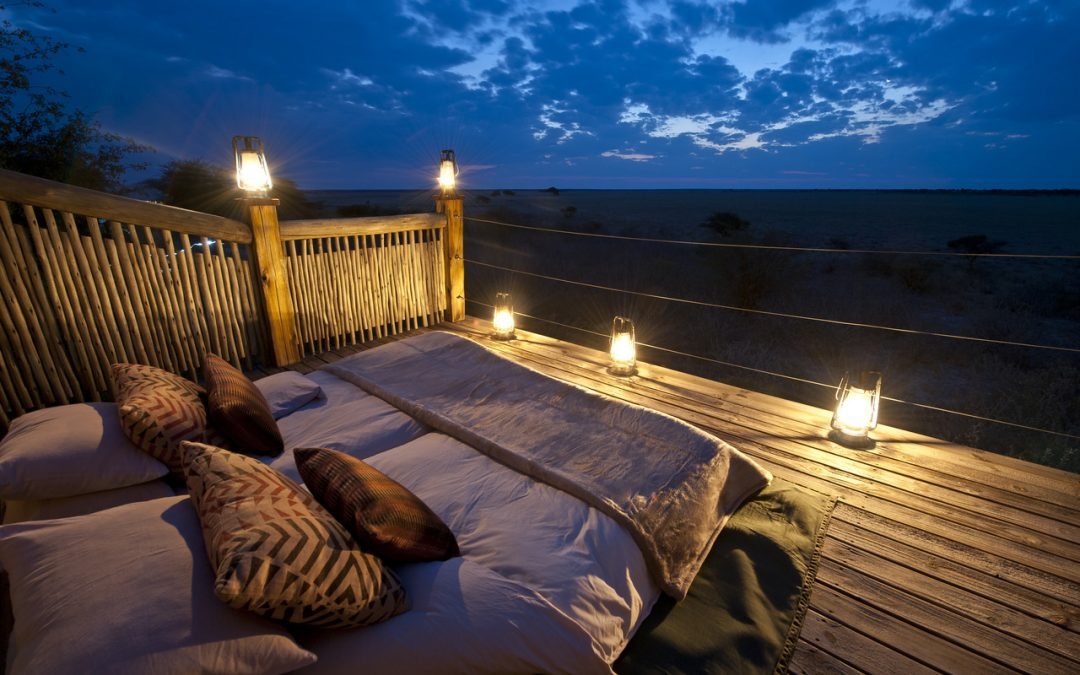 Kalahari Plains Lodge