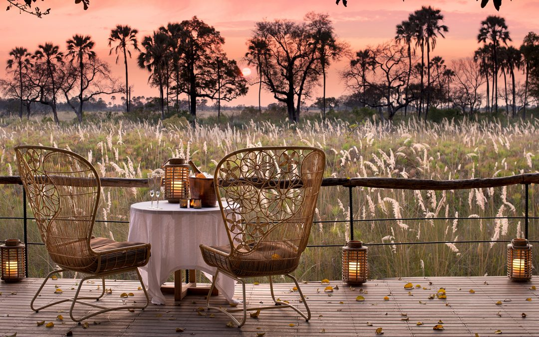 Sandibe Okavango Safari Lodge